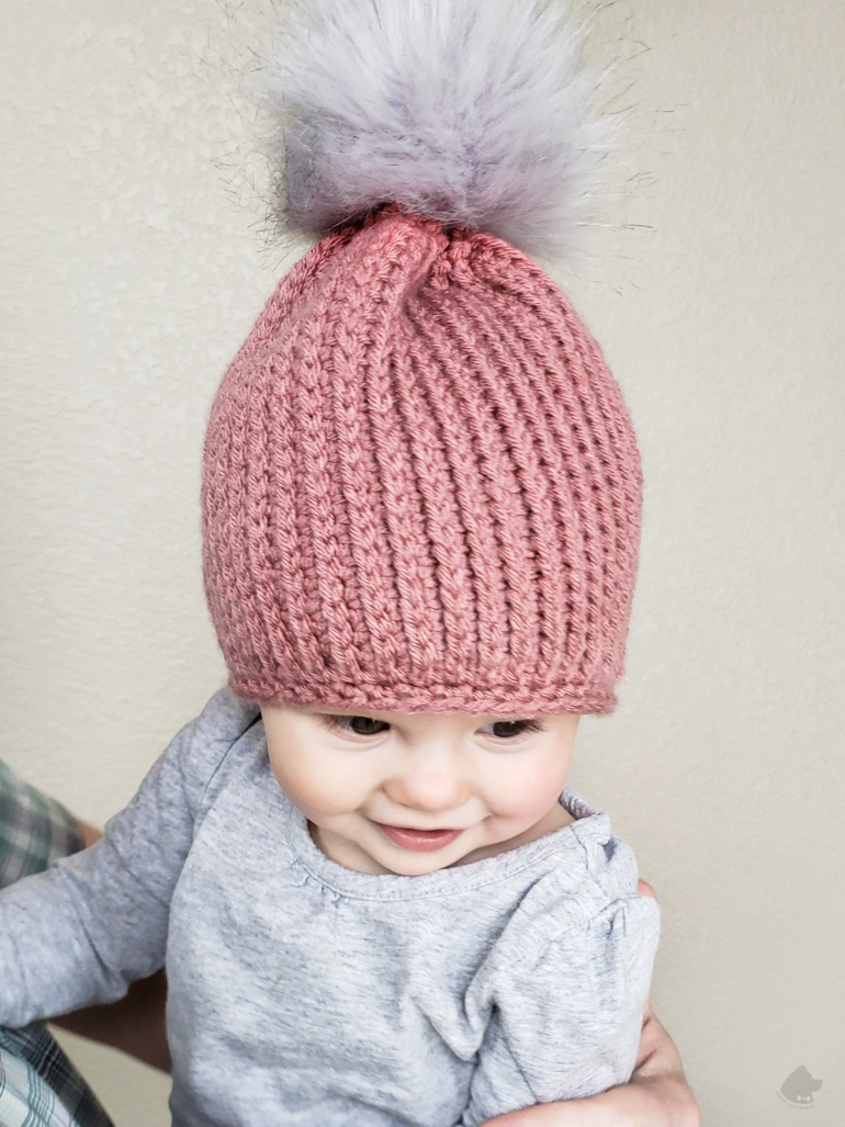 Brighton Beanie by Stitch & Hound